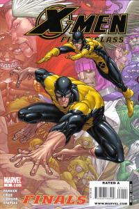 X-Men: First Class Finals #1, NM (Stock photo)