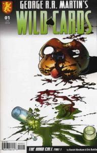 Wild Cards: The Hard Call (George R.R. Martin's…) #1 VF/NM; Dabel Brothers | sav