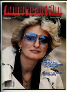 AMERICAN FILM-JAN 1979 -PAMELA HILL-SUPERMAN-f/vf