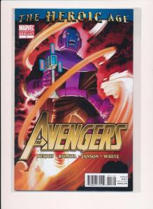 The Avengers, The Heroic Age #1 2nd Print ~ Marvel Comics 2011 ~ VF/NM (HX534)