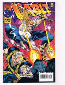 Cable (1993 1st Series) #22 Marvel Comic Book Direct Ed Domino Shatterstar HH3