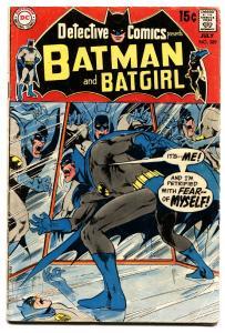 Detective Comics #389 comic book1969- Batman- Flash- Green Lantern