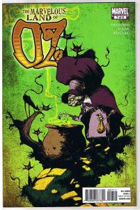 MARVELOUS LAND of OZ #7, NM, Wizard, Wonderful , Frank Baum, 2010, more in store