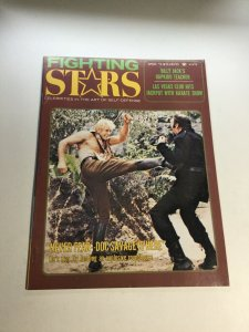 Fighting Stars Vol 2 Issue 2 Nm Near Mint Magazine