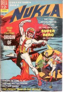 NUKLA 1 VG Oct.-Dec. 1965 COMICS BOOK
