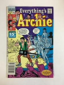 EVERYTHINGS ARCHIE (1969-1991)133 VF-NM Jan 1988 COMICS BOOK