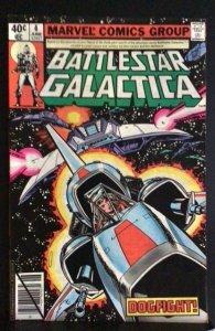 Battlestar Galactica #4 (1979)