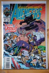 The Avengers #364 (1993)