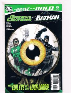 The Brave And The Bold # 6 VF DC Comic Books Batman And Green Lantern!!!!!!! SW4