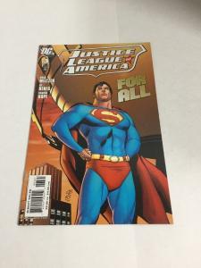 Justice League Of America 3 Variant Nm Near Mint DC Comics