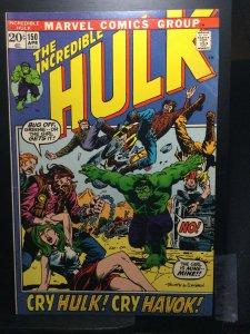 The Incredible Hulk #150 (1972)