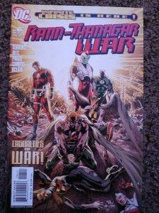 Rann/Thanagar War #6 (2005) Vf-NM