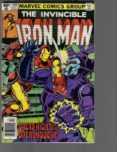 Iron Man #129 (Marvel, 1979)