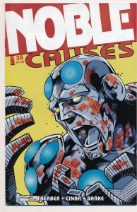 Noble Causes (2004 2nd Series) #38 VF