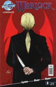 Warlock (Bluewater) #3 VF/NM; Bluewater | save on shipping - details inside