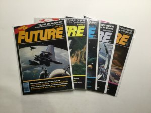 Future 1-5 Lot Run Set Magazine Very Fine+ Vf+ 8.5 Future Magazine