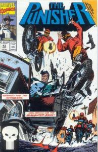 Punisher (1987 series) #43, VF+ (Stock photo)