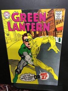 Green Lantern #63 (1968)  1st Gracchus hi grade key! NM- Wow!