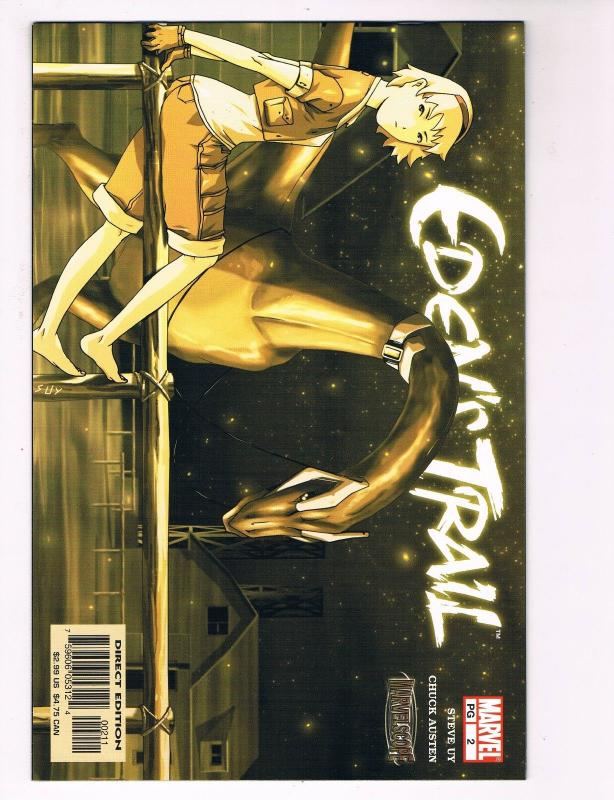 Edens Trail # 2 Marvel Comic Books Hi-Res Scans Modern Age Awesome Issue WOW! S4