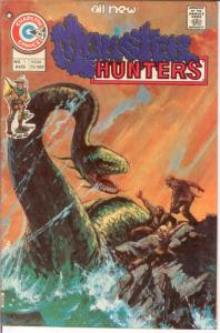 MONSTER HUNTERS (1975-1979 CH) 1 VF Howard, Newton COMICS BOOK