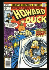 Howard the Duck #21 NM/M 9.8