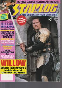 Starlog  #132 - Willow