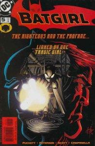 Batgirl #5 FN; DC | save on shipping - details inside