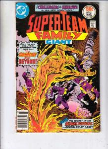 Super-Team Family #9 (Mar-77) FN/VF+ High-Grade Challengers of The Unknown, D...