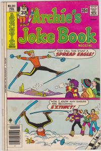 Archie's Joke Book #241