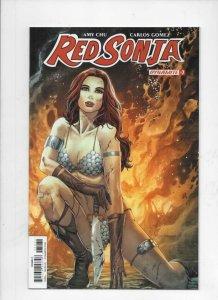 RED SONJA #7, NM-, She-Devil, Sword, Kirkham, C, Howard, 2017, more  in store