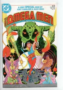 Omega Men #16 (DC, 1984) FN-