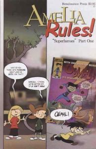 Amelia Rules #11 VF/NM; Renaissance | save on shipping - details inside