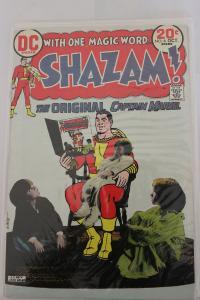 Shazam #6 (Oct 1973, DC) VF