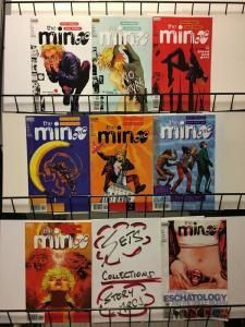 MINX (1998 VERTIGO/DC) 1-8  MILLIGAN & PHILLIPS