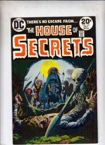House of Secrets #112 (Oct-73) NM- High-Grade