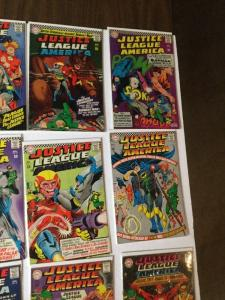 Justice League Of America 40 44 45 46 47 49 50 53 55 56 57 60 62 63 64 66 68 Vg