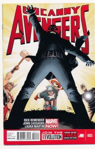 Uncanny Avengers (2012 Marvel Now) #3 NM