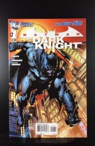 Batman: The Dark Knight #1 (2012)