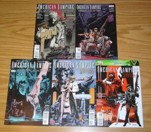 American Vampire: Survival of the Fittest #1-5 VF/NM complete series - vertigo