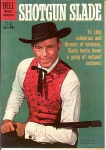 SHOTGUN SLADE F.C.1111 FINE   July-Sept. 1960 COMICS BOOK