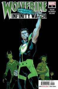 Wolverine Infinity Watch #5 (Marvel, 2019) NM