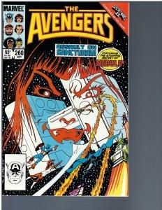 Avengers #260 (1985) - Key Nebula Origin