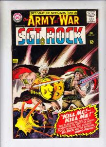 Our Army at War #163 (Feb-66) FN/VF- Mid-High-Grade Easy Company, Sgt. Rock