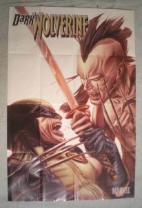 DARK WOLVERINE Promo Poster, 24X36, 2009, Unused, more in our store