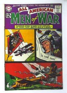 All-American Men of War #92, Fine+ (Actual scan)