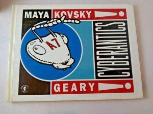 CYBERANTICS Illust. RICK GEARY 1992 CHILDREN'S STORY Prosser DARK HORSE COMICS
