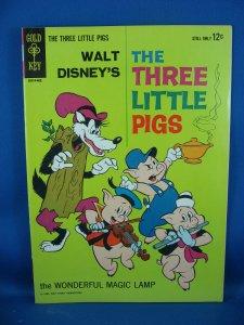 THE THREE LITTLE PIGS 1 VF- 1964