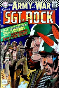 Our Army at War #183 (1967)