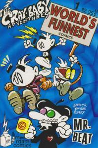 World's Funnest Comics #1 FN; Moordam | save on shipping - details inside
