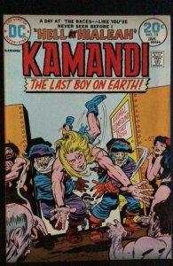 Kamandi, The Last Boy on Earth #13 (1974)